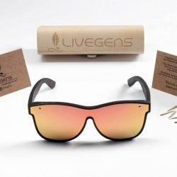 gafas ecológicas de madera Livegens