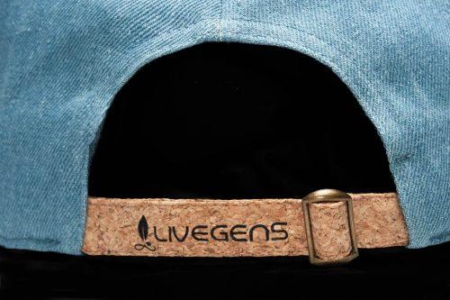 gorras eco sostenibles Livegens
