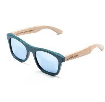 Gafas de sol de madera de bambú