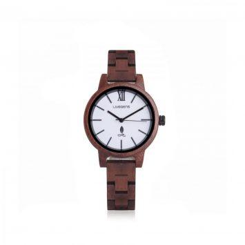 Relojes de madera sostenibles